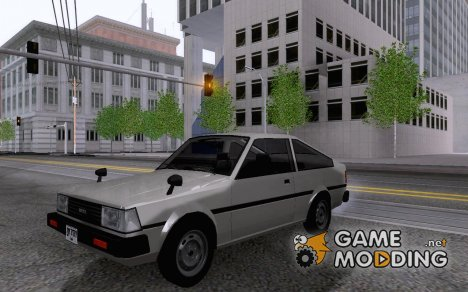 Toyota Corolla TE71 Coupe for GTA San Andreas
