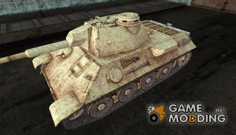 Шкурка для VK3002DB for World of Tanks