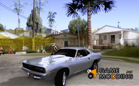 1970 Plymouth Baracuda for GTA San Andreas