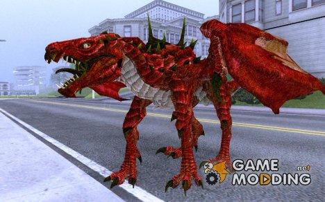 Dragon for GTA San Andreas