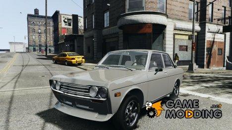 Datsun Bluebird 510 Tuned 1970 for GTA 4
