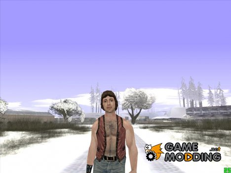 The Warriors Vermin для GTA San Andreas