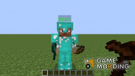 Costom NPC for Minecraft