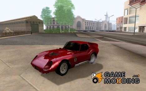 1965 Shelby Cobra Daytona для GTA San Andreas