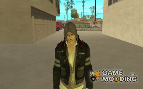 Alex Mercer ORIGINAL for GTA San Andreas