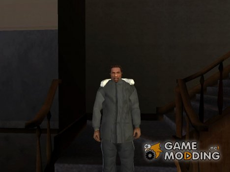 Зимняя куртка for GTA San Andreas