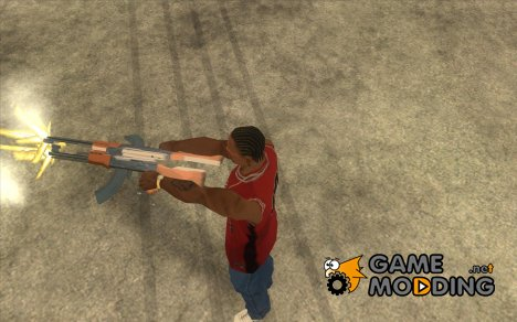 double_weapons для GTA San Andreas