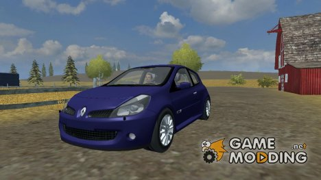 Renault Clio RS for Farming Simulator 2013