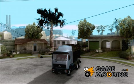 SuperMAZ 55xxx for GTA San Andreas