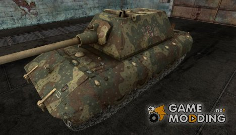Шкурка для E-100 for World of Tanks