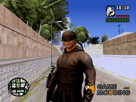 Daredevil - Man without fear для GTA San Andreas