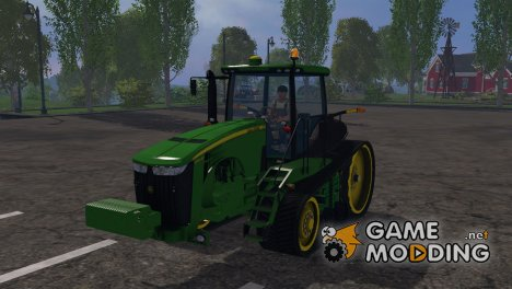 John Deere 8360RT for Farming Simulator 2015