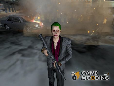 Joker (Suicide Squad) for GTA San Andreas