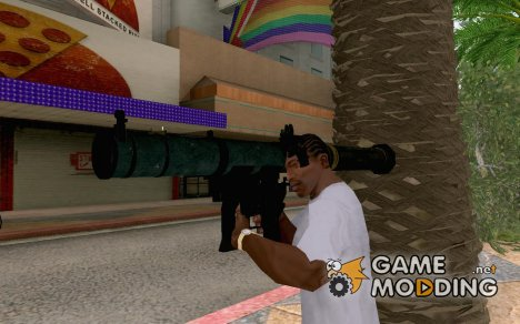 SMAW BF3 для GTA San Andreas