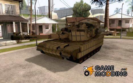 M1A2 Abrams Sep for GTA San Andreas