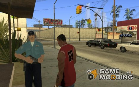 Продажа оружия для GTA San Andreas