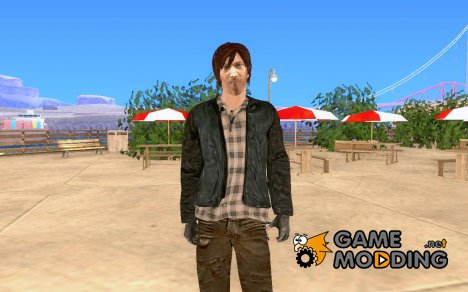 Daryl Dixon Beta 3 for GTA San Andreas