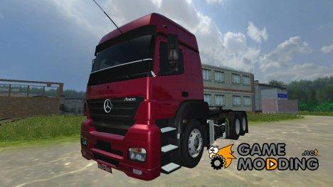 Mercedes-Benz Axor Vinho для Farming Simulator 2013