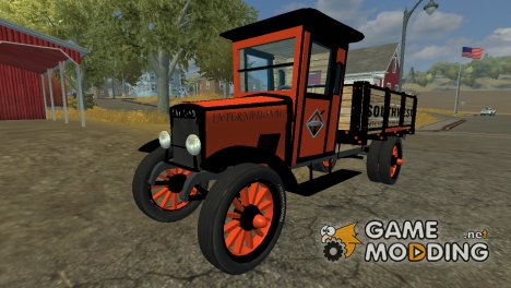 International 1922 Harvester для Farming Simulator 2013