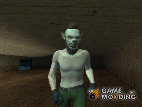 Skin HD Halloween v2 для GTA San Andreas