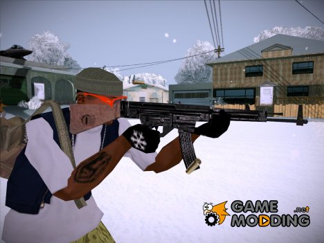 Mp 44 из игры Hidden and Dangerous 2 для GTA San Andreas