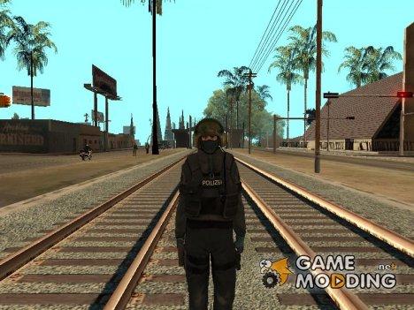 GSG-9 From CS:GO (v.1) для GTA San Andreas