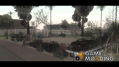 Автомобильная свалка 3.0 for GTA San Andreas