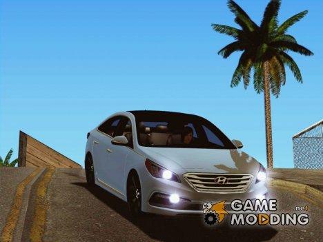 2017 Hyundai Sonata для GTA San Andreas