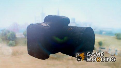 Nikon D600 for GTA San Andreas
