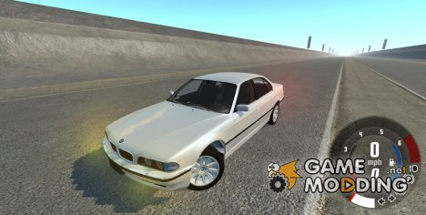 BMW 730i E38 1997 for BeamNG.Drive