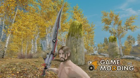 Final Fantasy XIII Blazefire Saber для TES V Skyrim