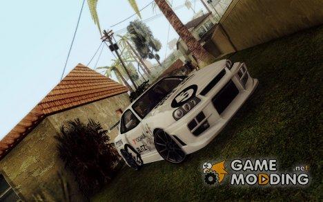 Мощный ENBSeries, для слабых и средних ПК для GTA San Andreas