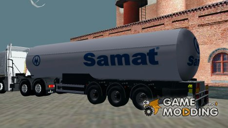 "Бочка  ""Samat"" for GTA San Andreas"