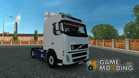 Volvo FH13 for Euro Truck Simulator 2