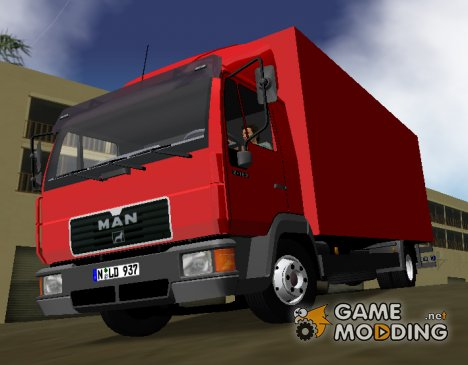 MAN L2000 v.0.9 for GTA Vice City