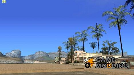 GTA V Timecyc v.2 for GTA San Andreas
