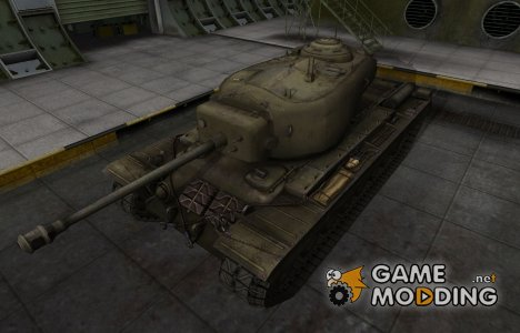 Слабые места T29 для World of Tanks