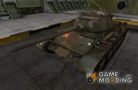 Шкурка для T-44 for World of Tanks