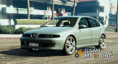 Seat Leon Cupra R 1M for GTA 5