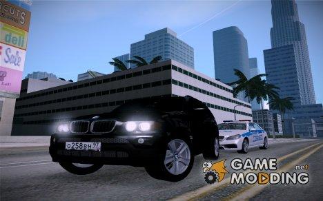 "BMW X5 ""Бумер 2"" for GTA San Andreas"