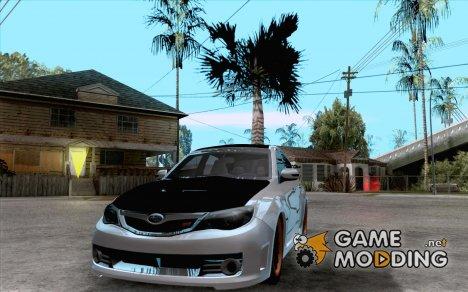 Subaru Impreza WRX STi for GTA San Andreas