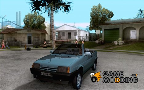 ВАЗ 2108 Кабриолет для GTA San Andreas