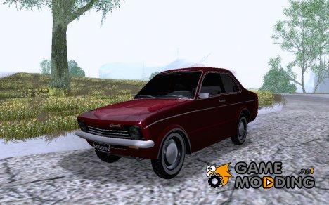 Chevrolet Chevette Tubarao for GTA San Andreas
