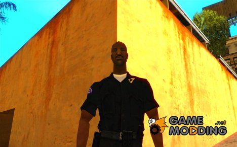 На справедливой службе for GTA San Andreas