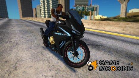 2016 Honda CBR 500R Modified для GTA San Andreas