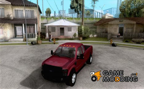 Ford F250 Super Dute for GTA San Andreas