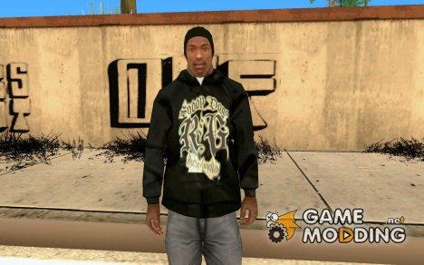 Реперская куртка для GTA San Andreas