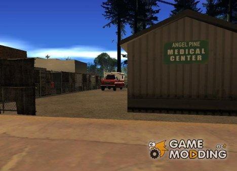 Гудок для скорой помощи для GTA San Andreas