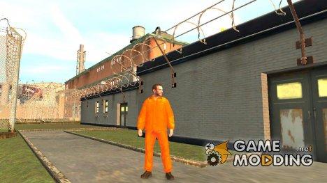 Тюрьма for GTA 4