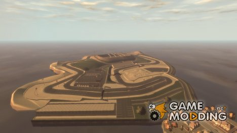 Laguna Seca [HD] Retexture for GTA 4
